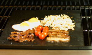 Breakfast-on-BBQ-Grill Mat