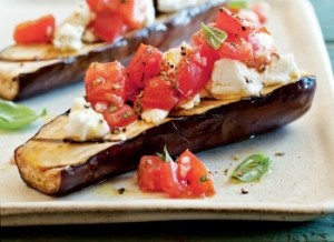 grilled eggplant vegetarian bbq recipes