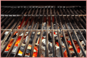 nonstick grill mats heated grill