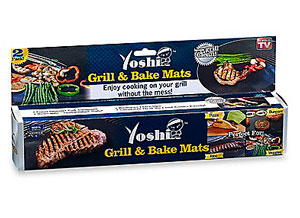Yoshi Grill Mat Review By Chef Caron Slamming It To The Mat