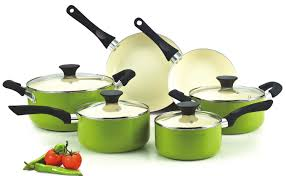 non stick ceramic cookware